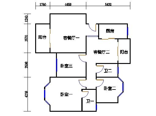 NG9-1二层01单元