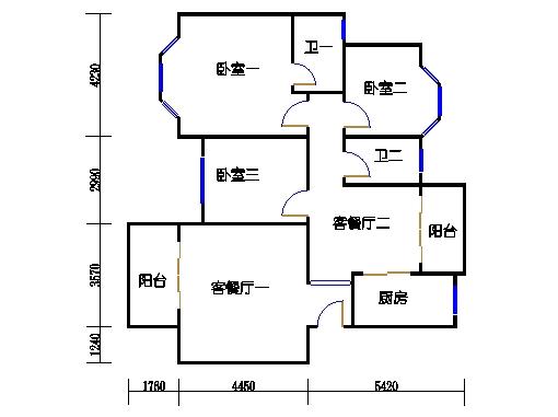 NG9-1二层02单元