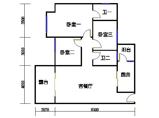 NG7A栋五层03单元