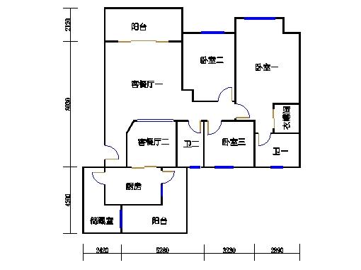 NG7B栋六层01单元