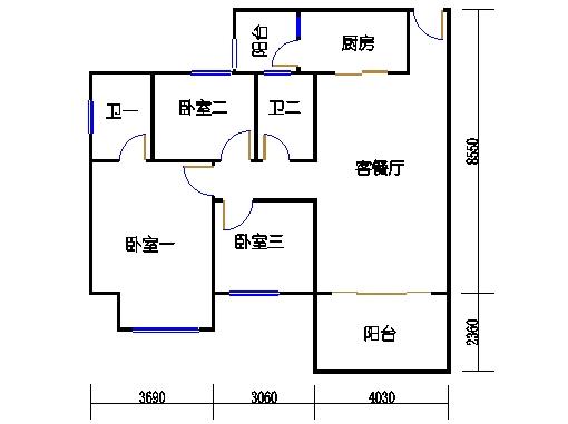 NG7A栋一层03单元
