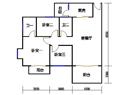 NG7B栋二层03单元