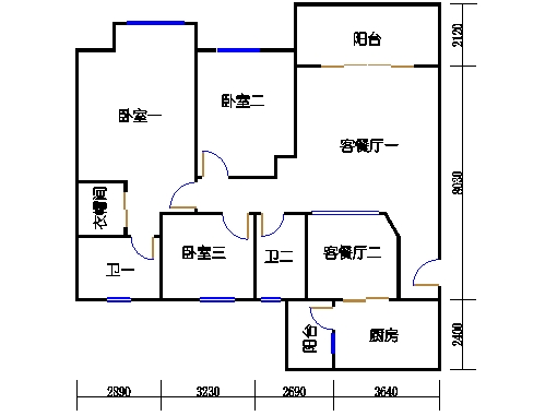NG7A栋三层02单元
