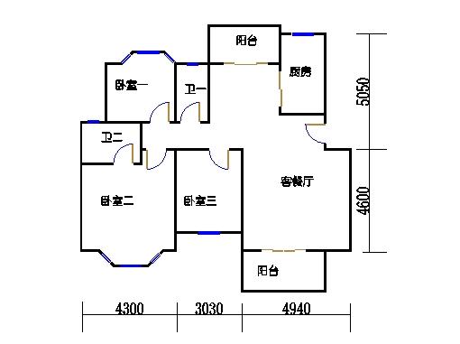 NG9B栋二层01单元