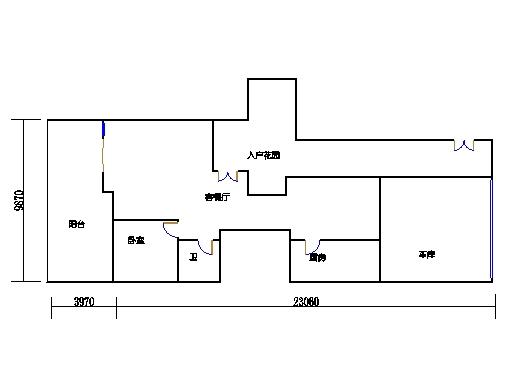 1单元S280-L地下层