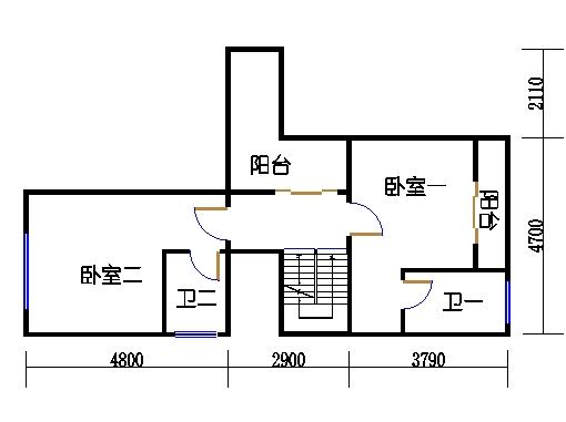 4单元二层