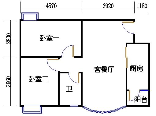 D8栋3-8层03单元