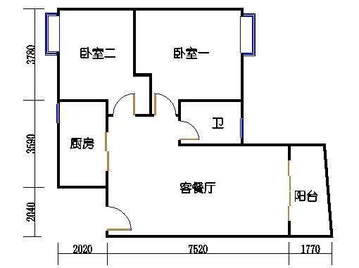 D10栋2-8层01单元