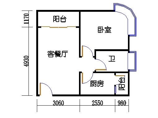 B1栋3至15层05单元