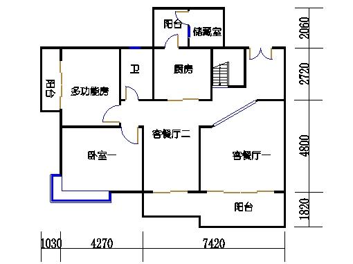 5栋3-16层02单元