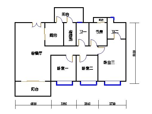 7栋3-15层01单元