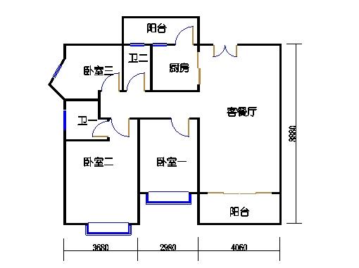 5栋A座(影悦轩)02单元