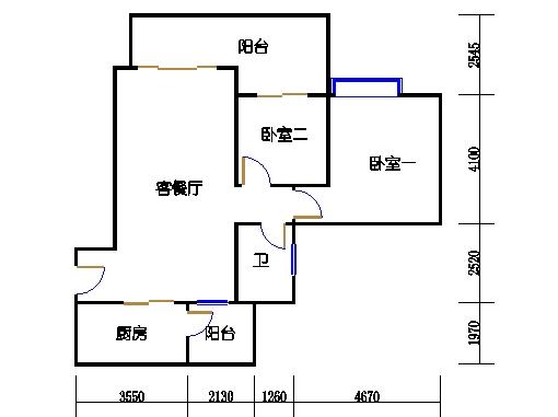 A1栋24-30层06单元