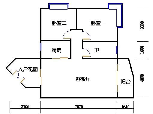 D3栋11-29层04单元