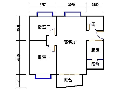 D5栋2-23层02单元