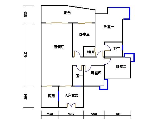 D5栋24-29层04单元