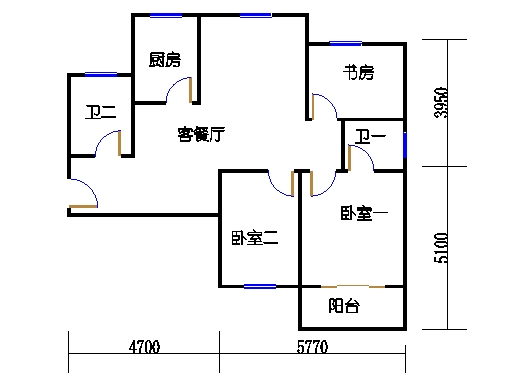 11-12幢3-17层01单元