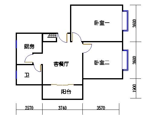 C单元复式一层