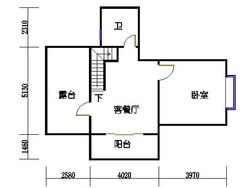 C单元复式二层