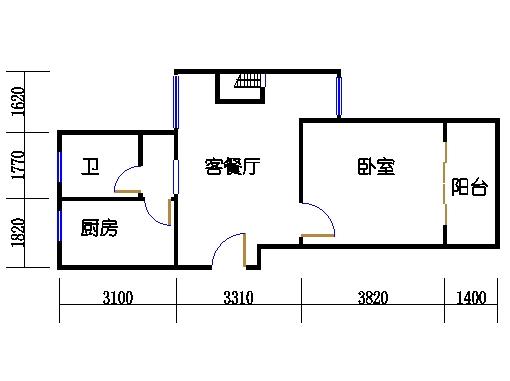 E单元复式一层