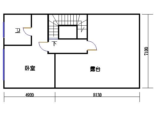 T1-C单元三层