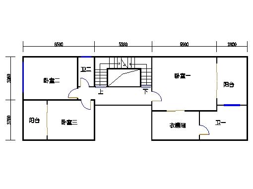 B6栋02单元地三层