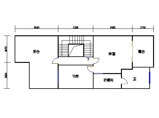 B6栋02单元地四层