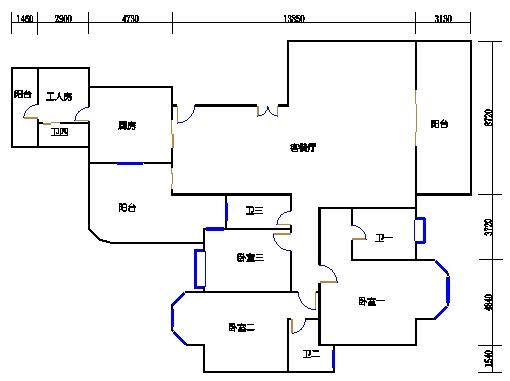 二期御华轩1座01