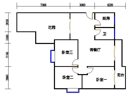 晓顺轩9层05单位