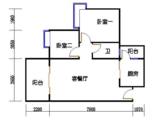 C4栋5-15层02单元