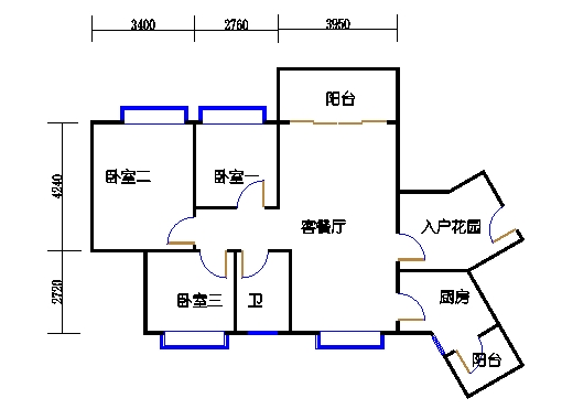 C7栋5-14层03单元