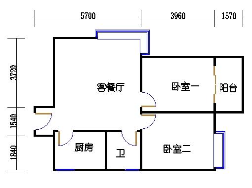 雨顺轩2-8层03单元