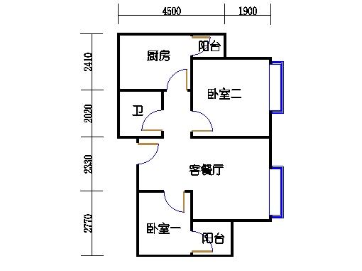 B栋7-29层08单元