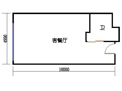 10楼08单元01