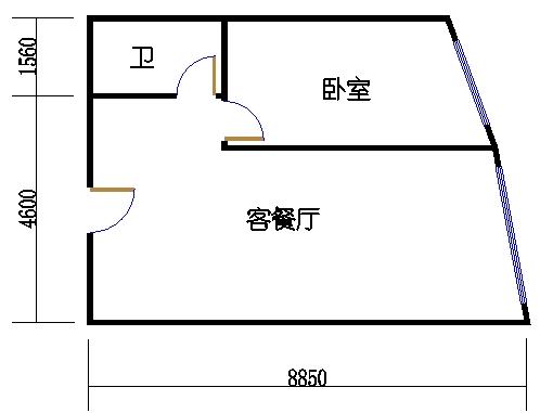 3楼11单元