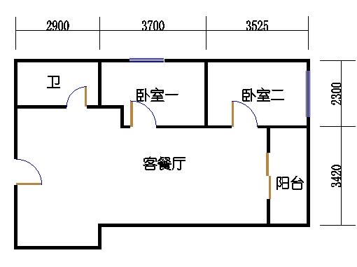 3楼12单元