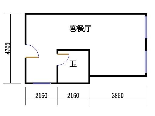 3楼13单元