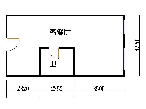 3楼14单元