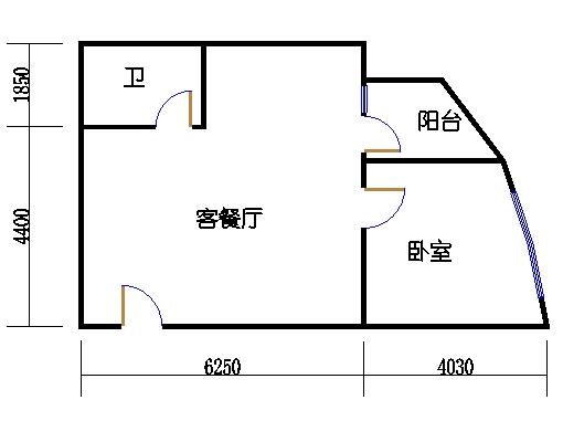 3楼26单元