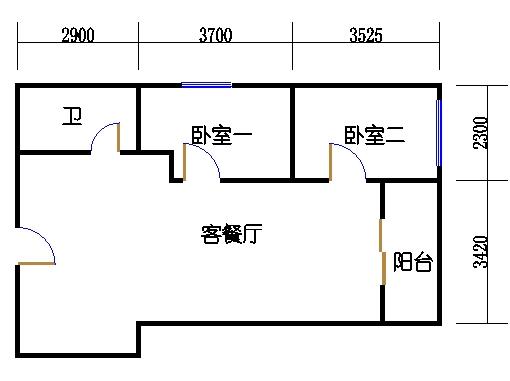4楼12单元