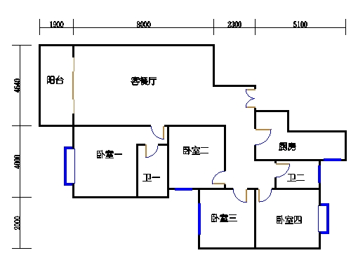 c4a2-16层01单元