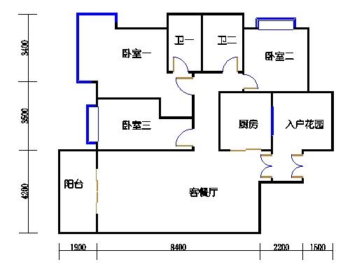 c4a2-16层02单元