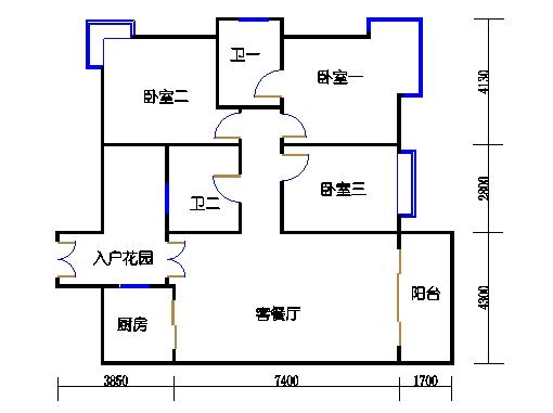 c4a2-16层03单元