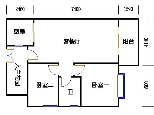 c4a2-16层04单元