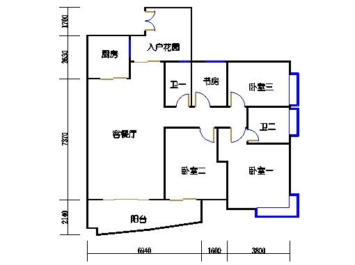 8栋8-11层01单元