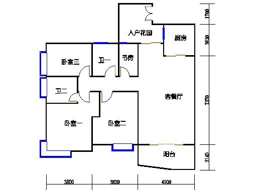 9栋25-29层02单元