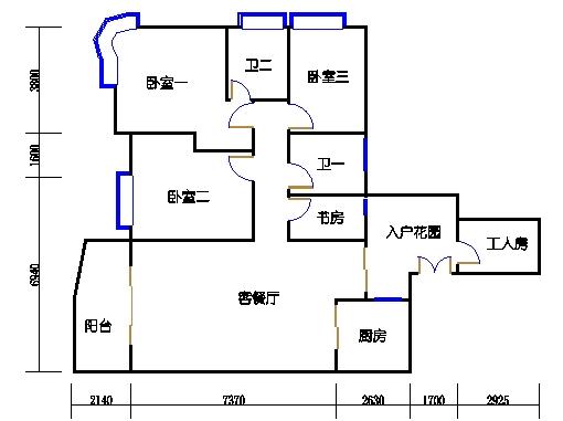 8栋27-29层02单元