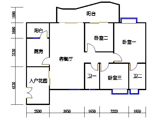 8栋27-29层05单元