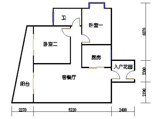 6栋-B单元