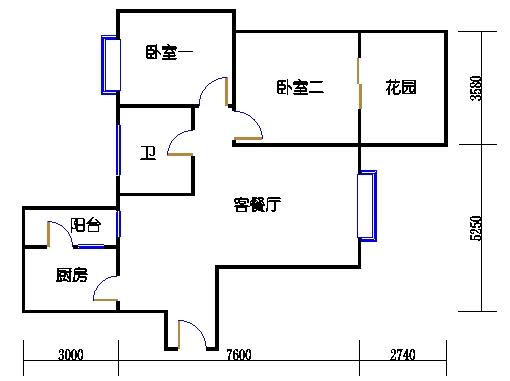 D2单元27层
